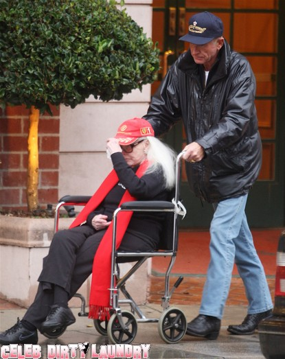 Zsa Zsa Gabor's Husband Causes Controversy Again