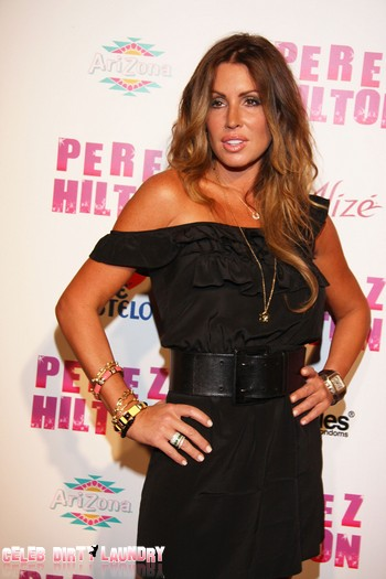 Tiger Wood's Mistress Rachel Uchitel Is Pregnant