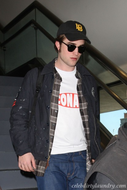 Robert Pattinson Says His Private Life Is Off Limits