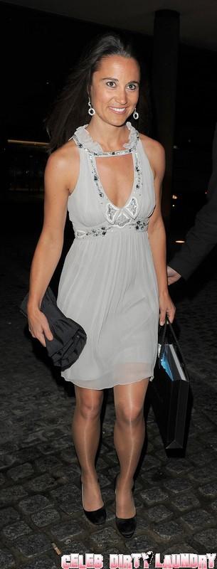 'Her Royal Hotness' Pippa Middleton Stealing Sister Kate's Thunder