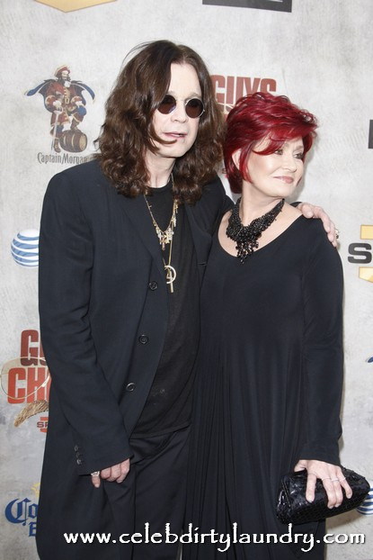 The Osbournes Facing Losing Home Over Tax Debt