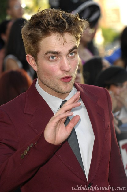 Robert Pattinson Doesn't Want Sex Without Love