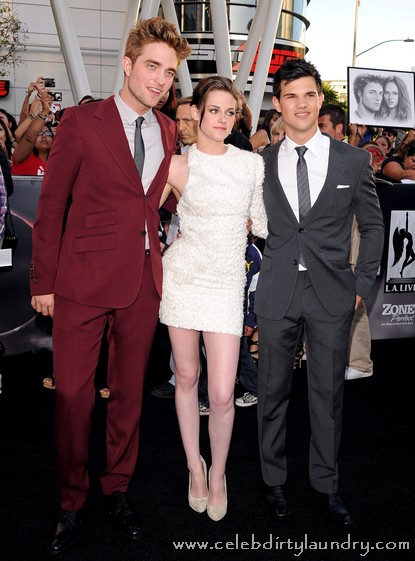 Money & Movie Offers Rolling In For Robert Pattinson, Kristen Stewart & Taylor Lautner