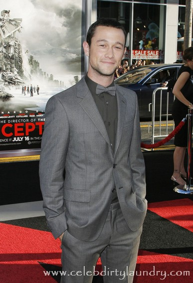 Joseph Gordon-Levitt Confirmed For 'The Dark Knight Rises'