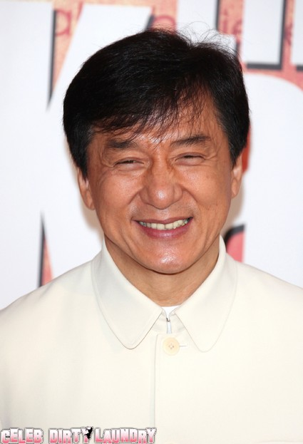 Jackie Chan Is Not Dead A Second Time