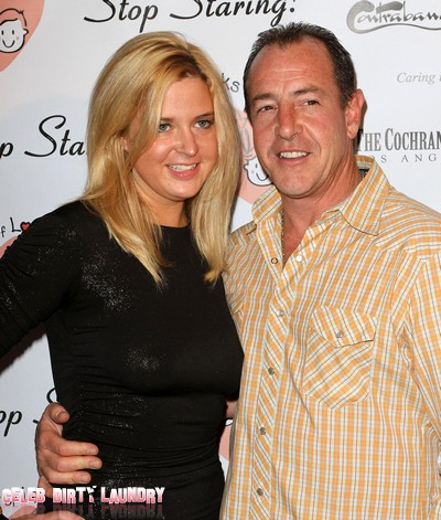Michael Lohan's 'Girlfriend' Kate Major Getting Evicted
