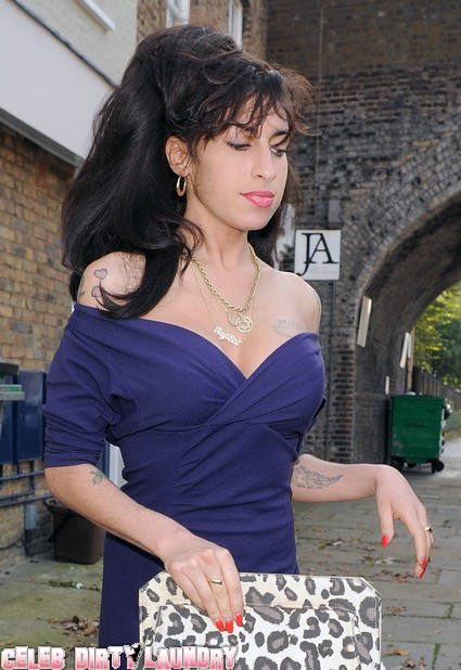Toxicology Report Confirms: Amy Winehouse Had NO Illegal drugs In Her System