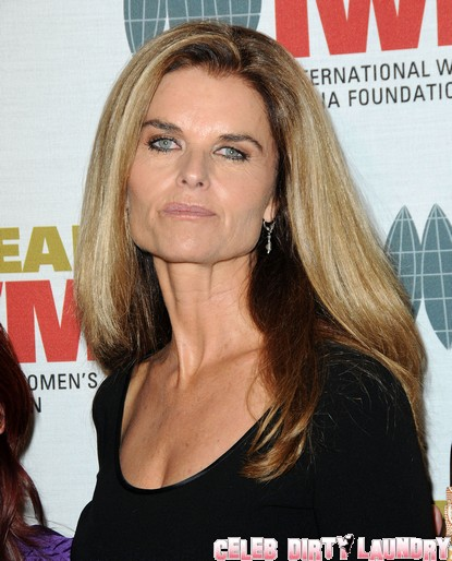 Maria Shriver Runs To Oprah In The Wake Of Schwarzenegger Admission