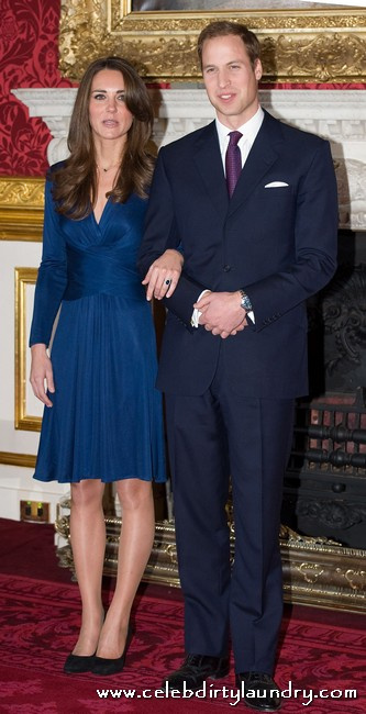 Queen Elizabeth II Gives Formal Consent To Prince William's Marriage To Kate Middleton