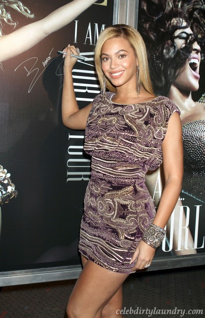 Beyonce Feuding With Lady Gaga?