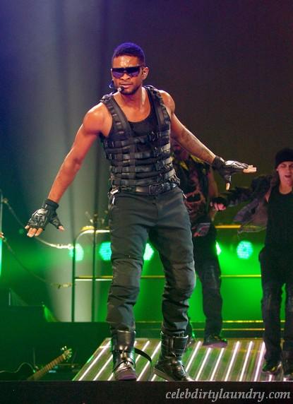 Usher & Ex-Wife, Tameka Foster Made A Sex Tape!