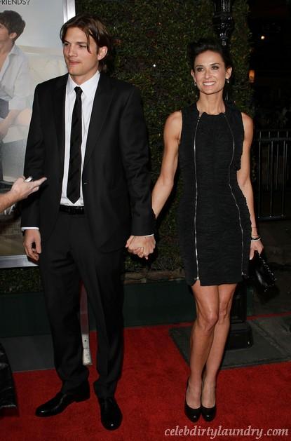 Ashton Kutcher & Demi Moore Plan To Adopt