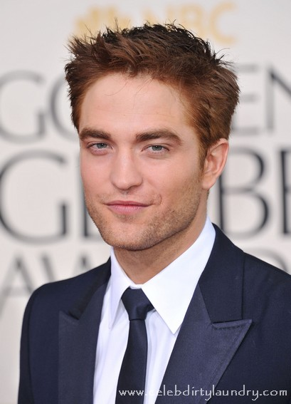Robert Pattinson Is A Compulsive Eater & Worries About Getting Fat