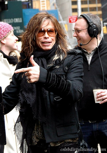 Steven Tyler Had An Affair With A Teenager?!?