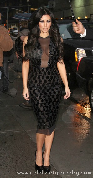 Kim Kardashian Desires Role As Bond Girl