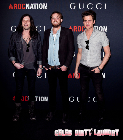 Kings Of Leon Bandmates Urge Caleb Followill To Enter Rehab For Alcoholism