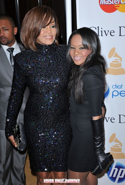 Whitney Houston Finds 30 Days Of Rehab Not Enough - No Surprise