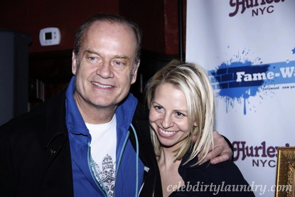 Kelsey Grammer & Kayte Walsh To Marry Today