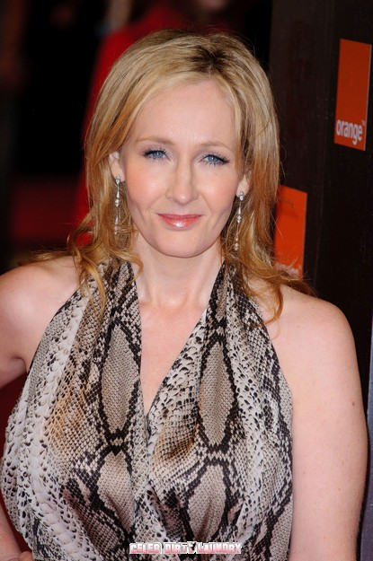 Is J.K. Rowling Working On Another Harry Potter?