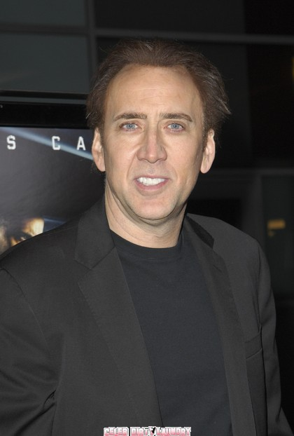 Nicholas Cage And Son Weston Blast Christina Fulton