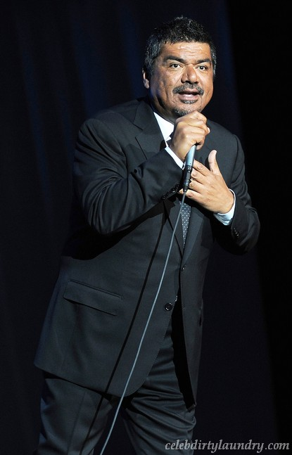 George Lopez Apologizes To Kirstie Alley On Twitter