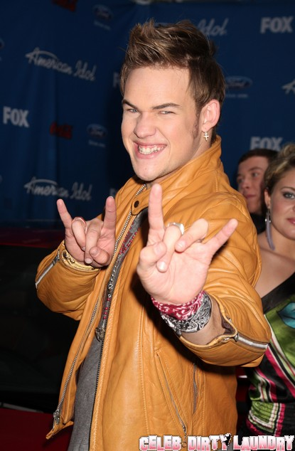 Is There A Record Contract In The Future For James Durbin?