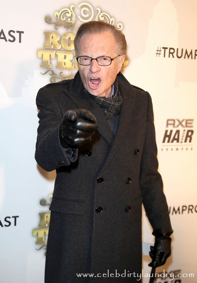 Larry King To Reinvent Himself In The Comedy World