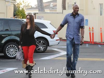 Khloe Kardashian and Lamar Odom to Have Baby?