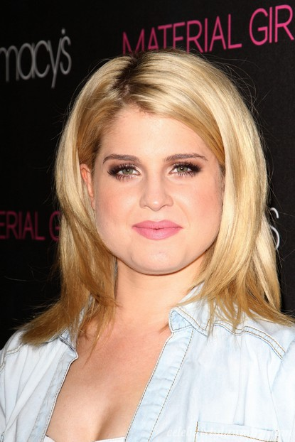 Kelly Osbourne Defends Kirstie Alley Against George Lopez