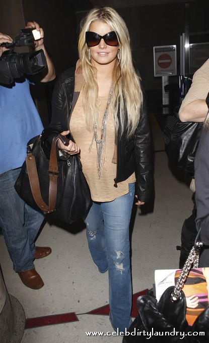 Jessica Simpson Trying To Slim Down For Her Wedding