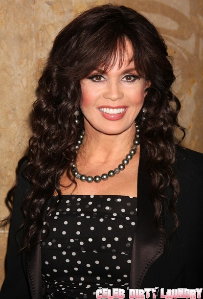 Marie Osmond Battles Ex-Husband Over Late Son's Gravestone