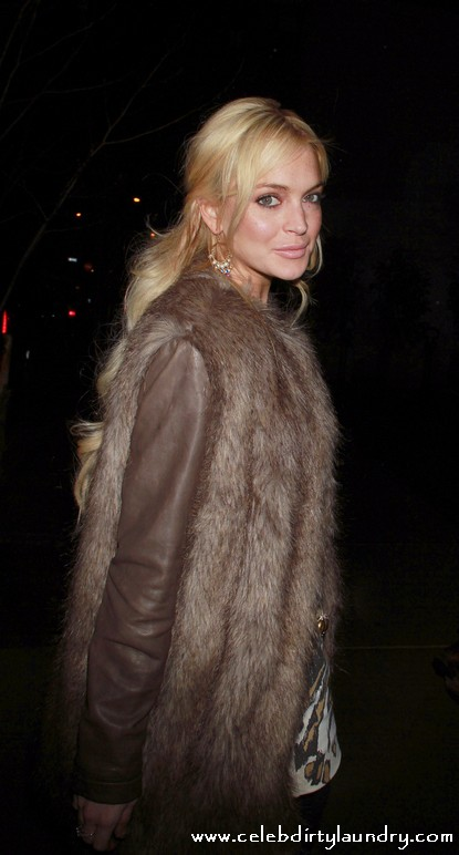Lindsay Lohan To Take Responsibility and Plead 'No Contest' To Necklace T