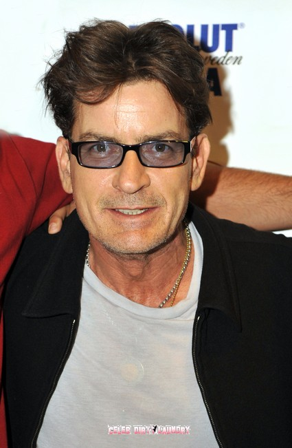 Charlie Sheen Is NOT Dead - Rumors False