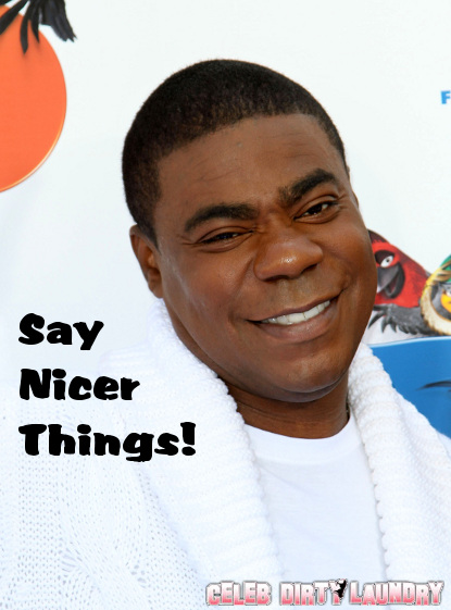 Tracy Morgan Continues Spewing Harmful Words -- Did He Offend Again?