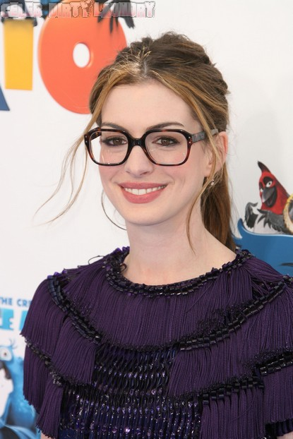 Anne Hathaway Injures Stuntman On 'Batman' Set