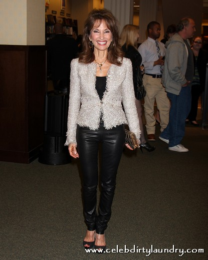 Susan Lucci Of Terminated 'All My Children' Finds Refuge With Desperate Housewives?