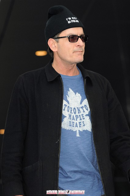 Charlie Sheen Confesses To Using Steroids