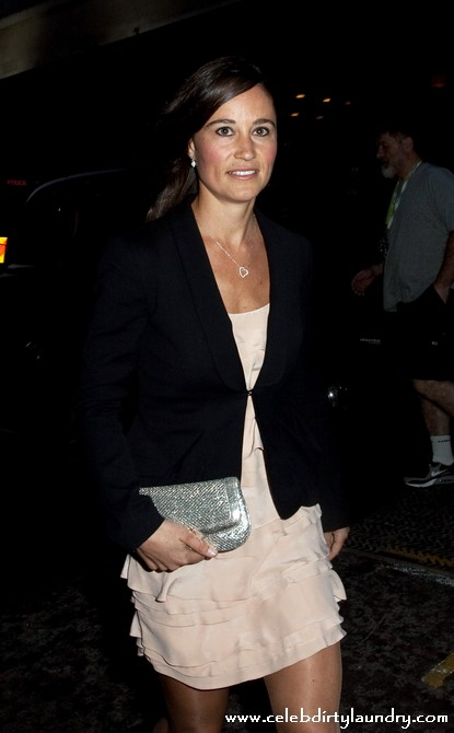 More Topless Photos of Pippa Middleton to Surface?