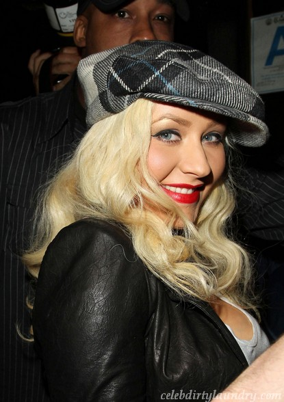 Christina Aguilera Discusses Super Bowl Flub