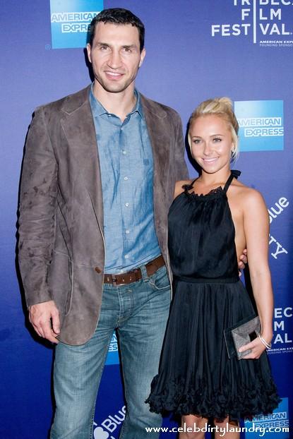 Romance KO'd - Hayden Panettiere And Wladimir Klitschko Split