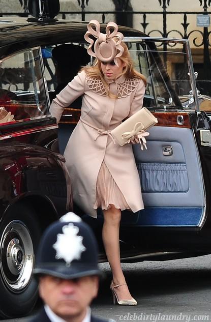 Princess Beatrice Auctioning Off Wedding Hat On Ebay