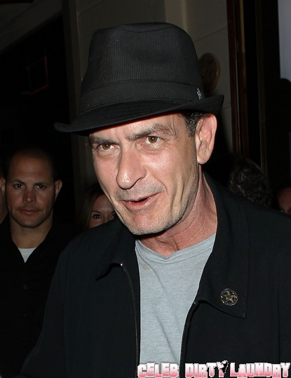 Charlie Sheen Borrowed $10 Million From Warner Bros And Paid It Back - With Interest!