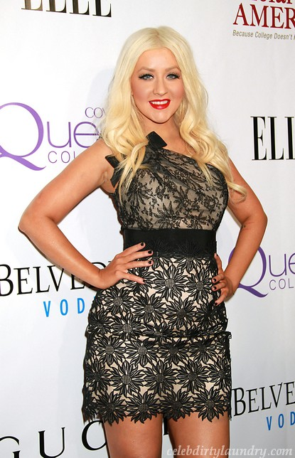Christina Aguilera Blasts Lady Gaga!