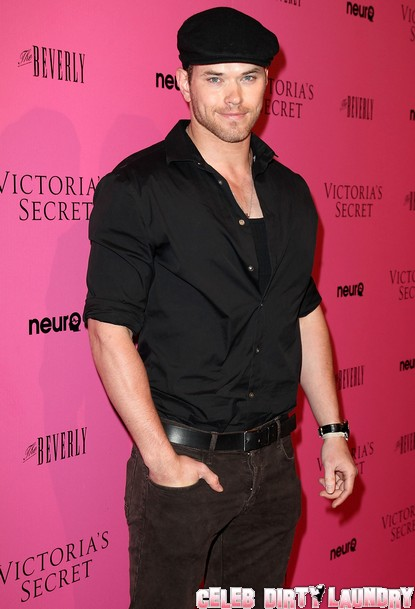 Kellan Lutz Is Relieved Breaking Dawn Is Over!