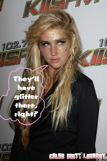 Ke$ha Excites Glastonbury With Surprise Show!