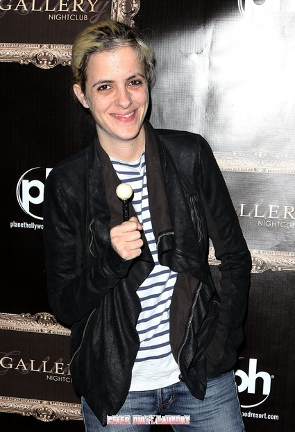 Hollywood DJ Samantha Ronson Arrested For DUI