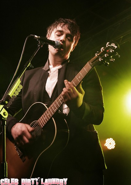 Pete Doherty Talks about His Difficult Time in Prison