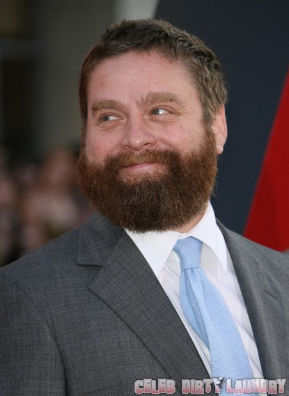 Zach Galifianakis Blasts January Jones