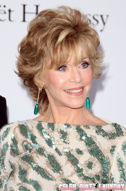 Jane Fonda Collapses In New Health Scare