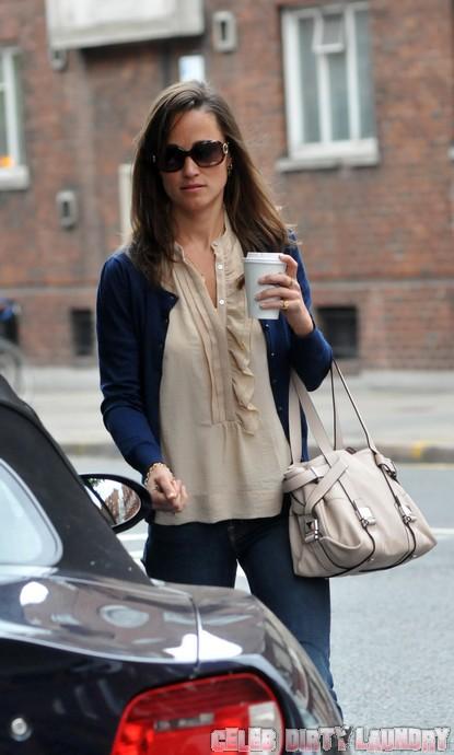 Pippa Middleton Is Working With Her Ex-Boyfriend